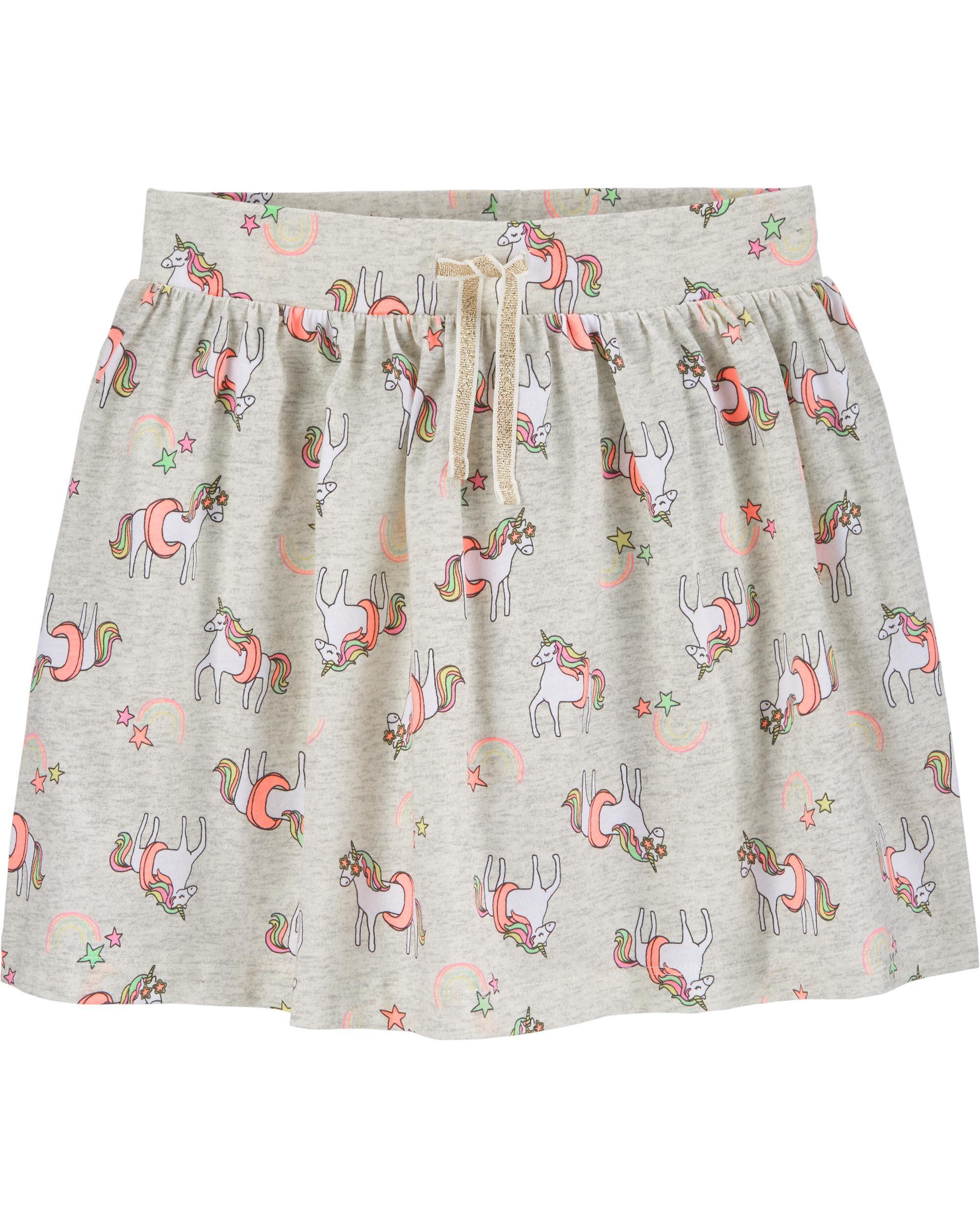 *CLEARANCE* Unicorn Skooter Skirt