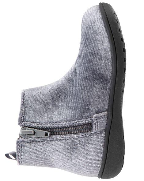 Carter's Velvet Boots