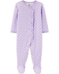 be8b74733 Floral Snap-Up Cotton Sleep & Play. Expand Shop-Now
