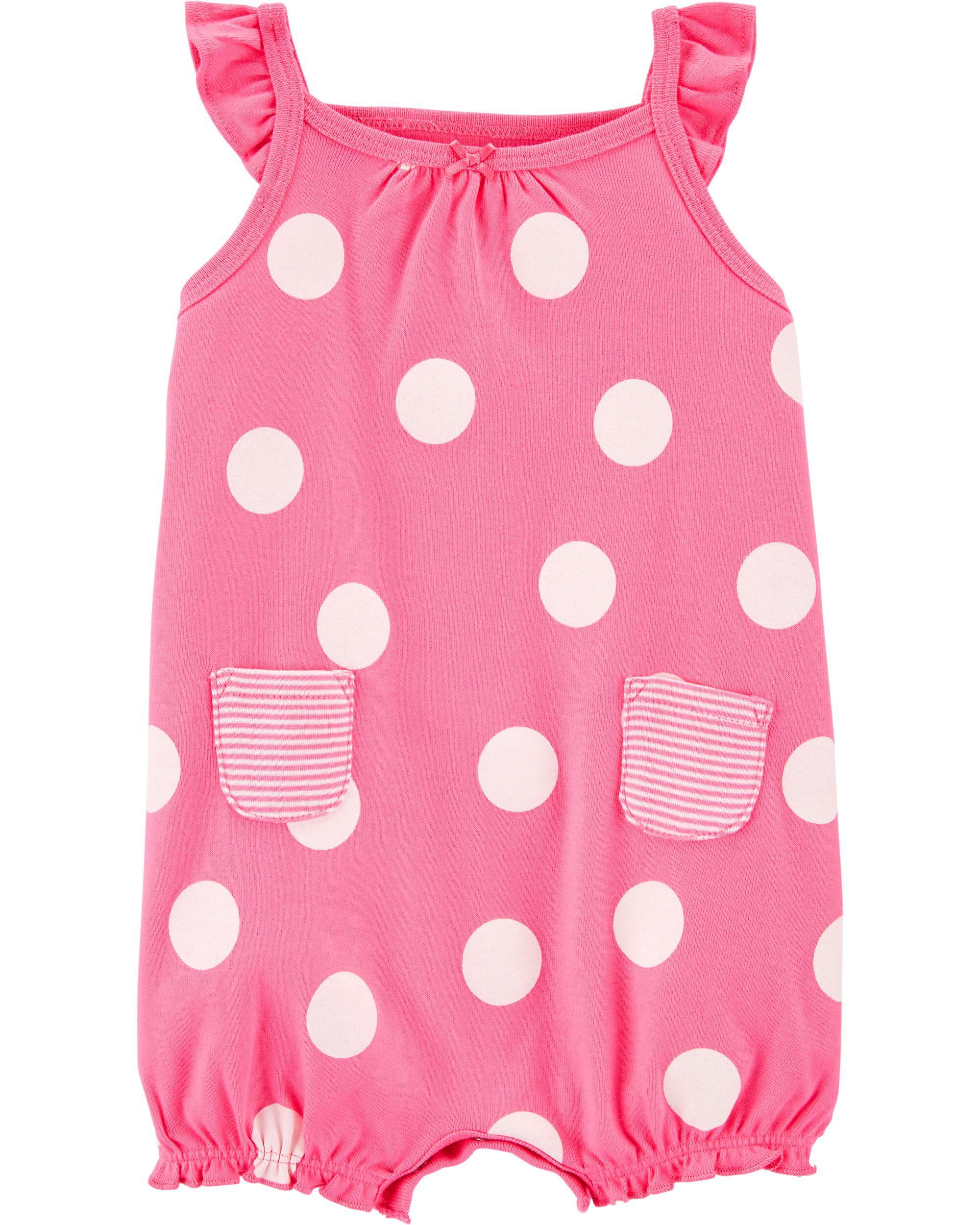 Carter/'s NWT 24M Infant Girl 3pc Bodysuit Smock Bottom Set $26