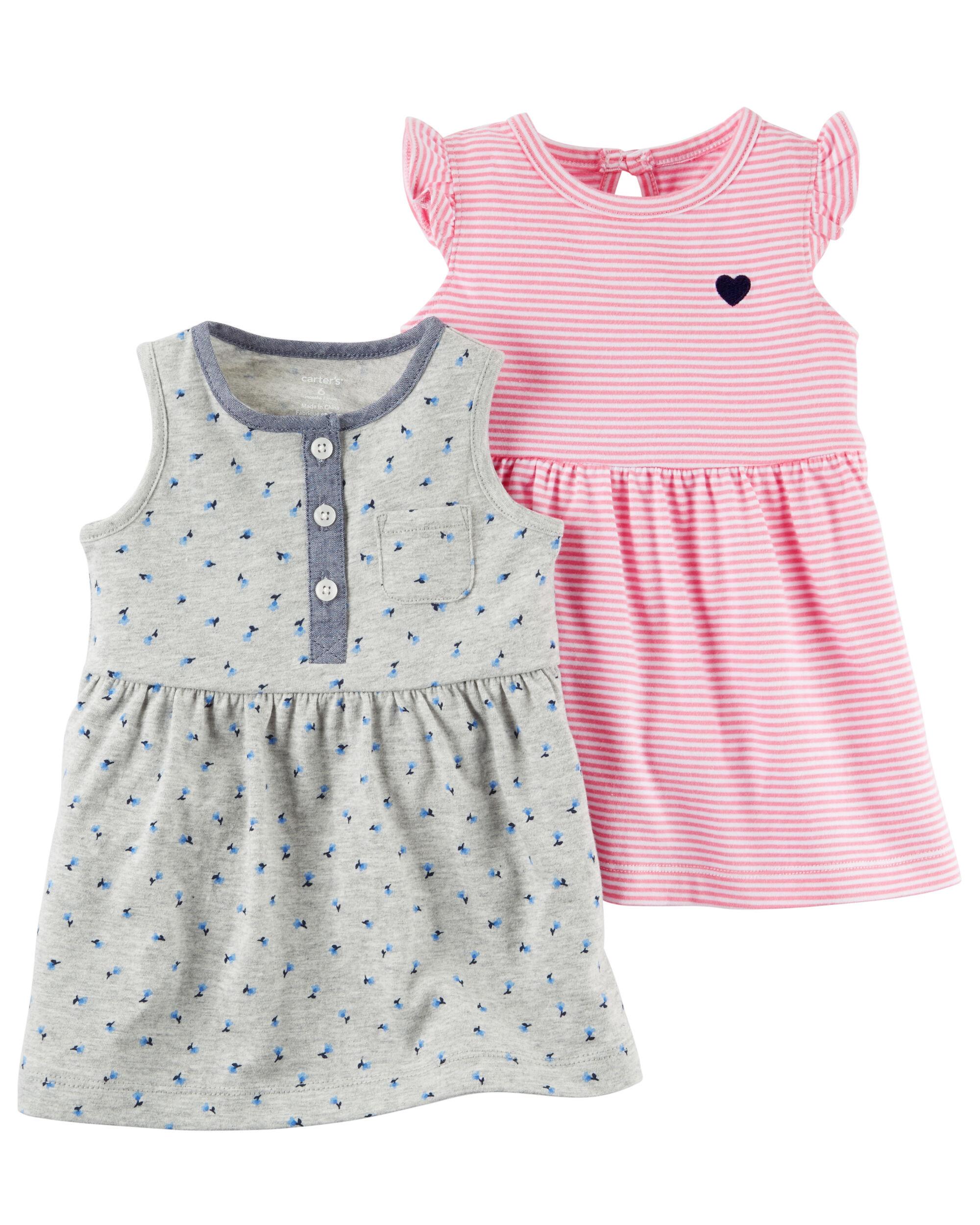 2 Pack Dress Set