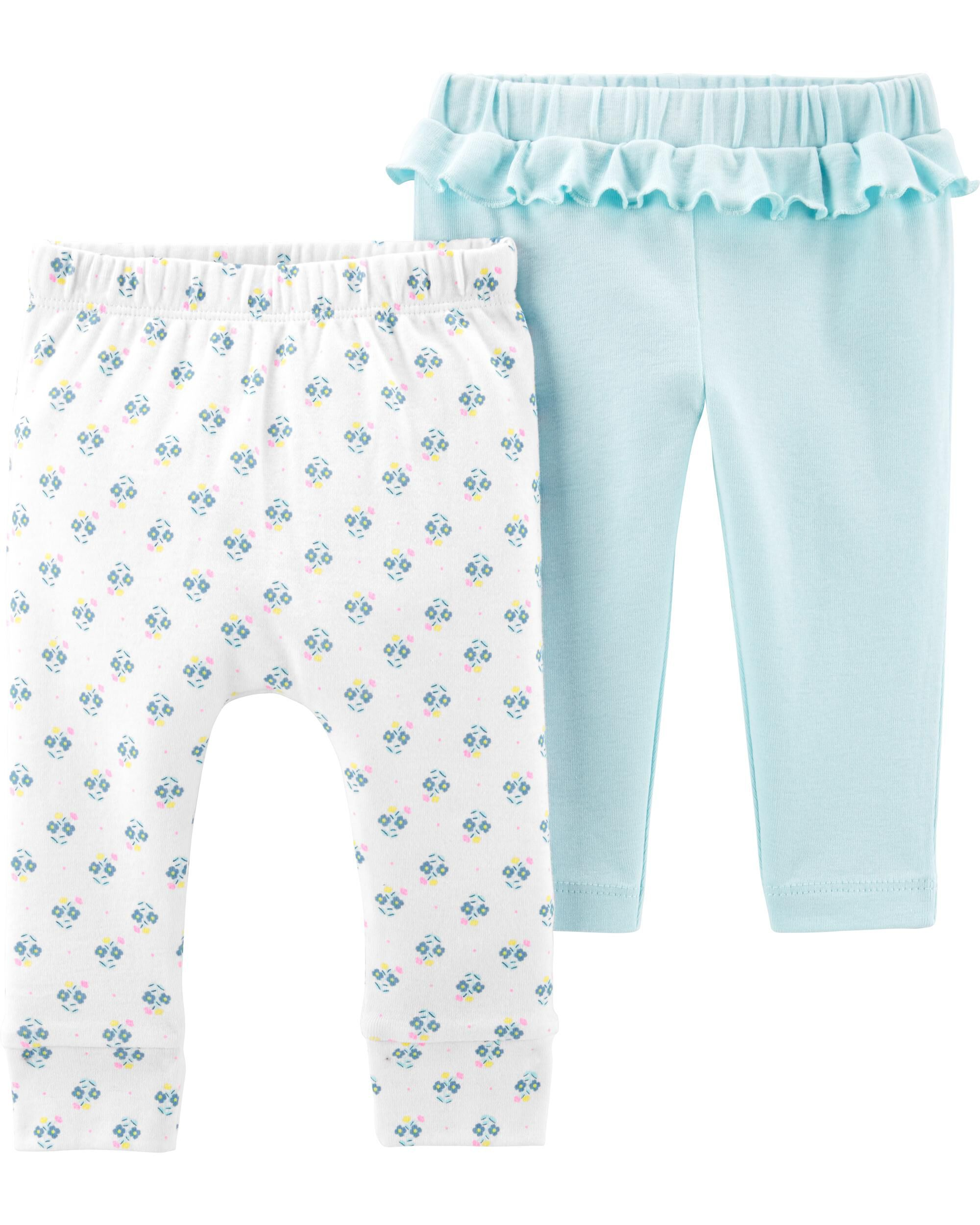 *CLEARANCE* 2-Pack Cotton Pants