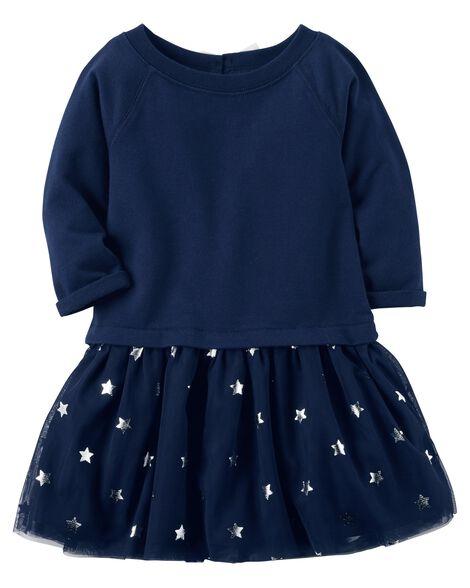 08931f285f7 Star Tutu Dress | Carters.com