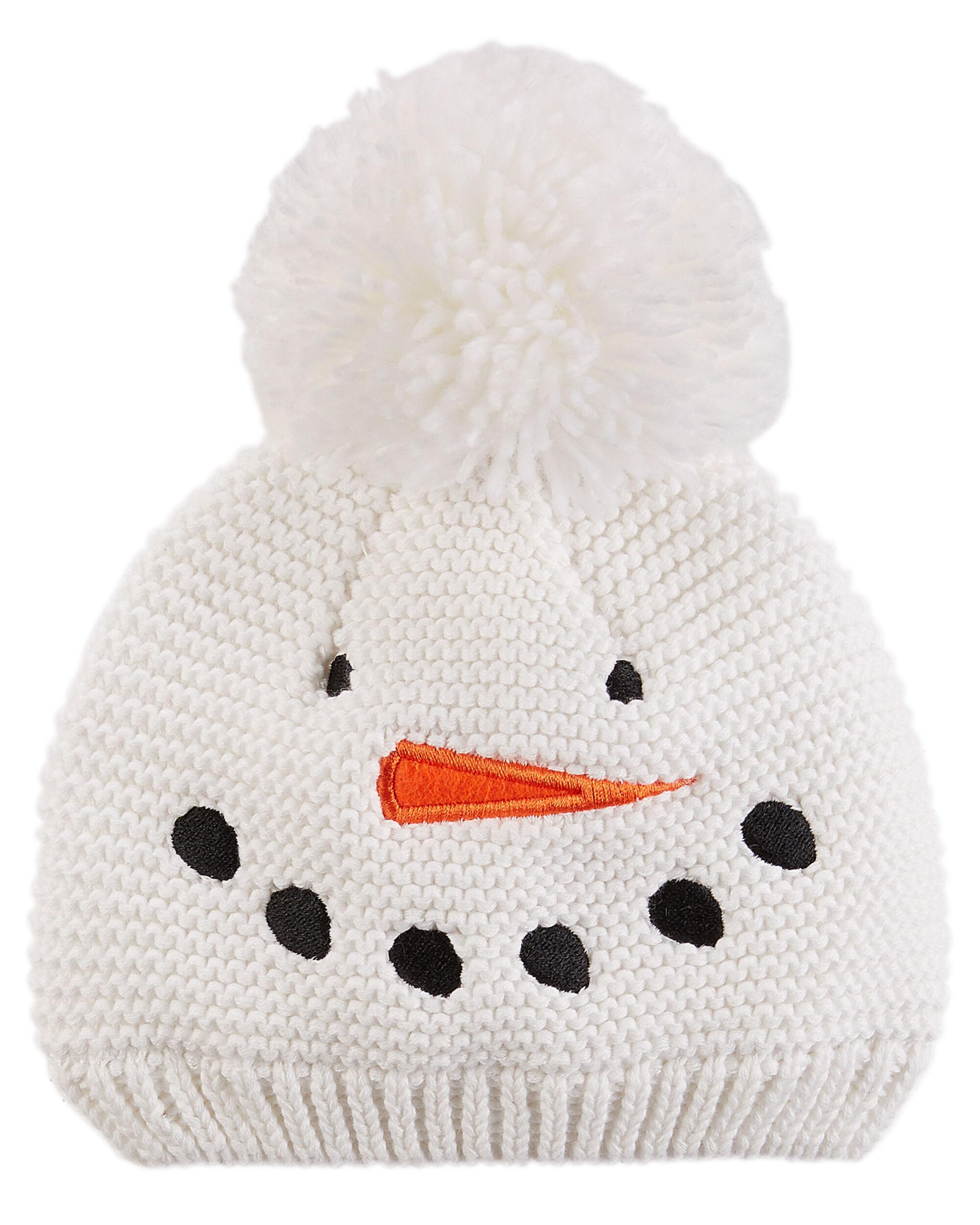 Snowman Hat | Carters.com