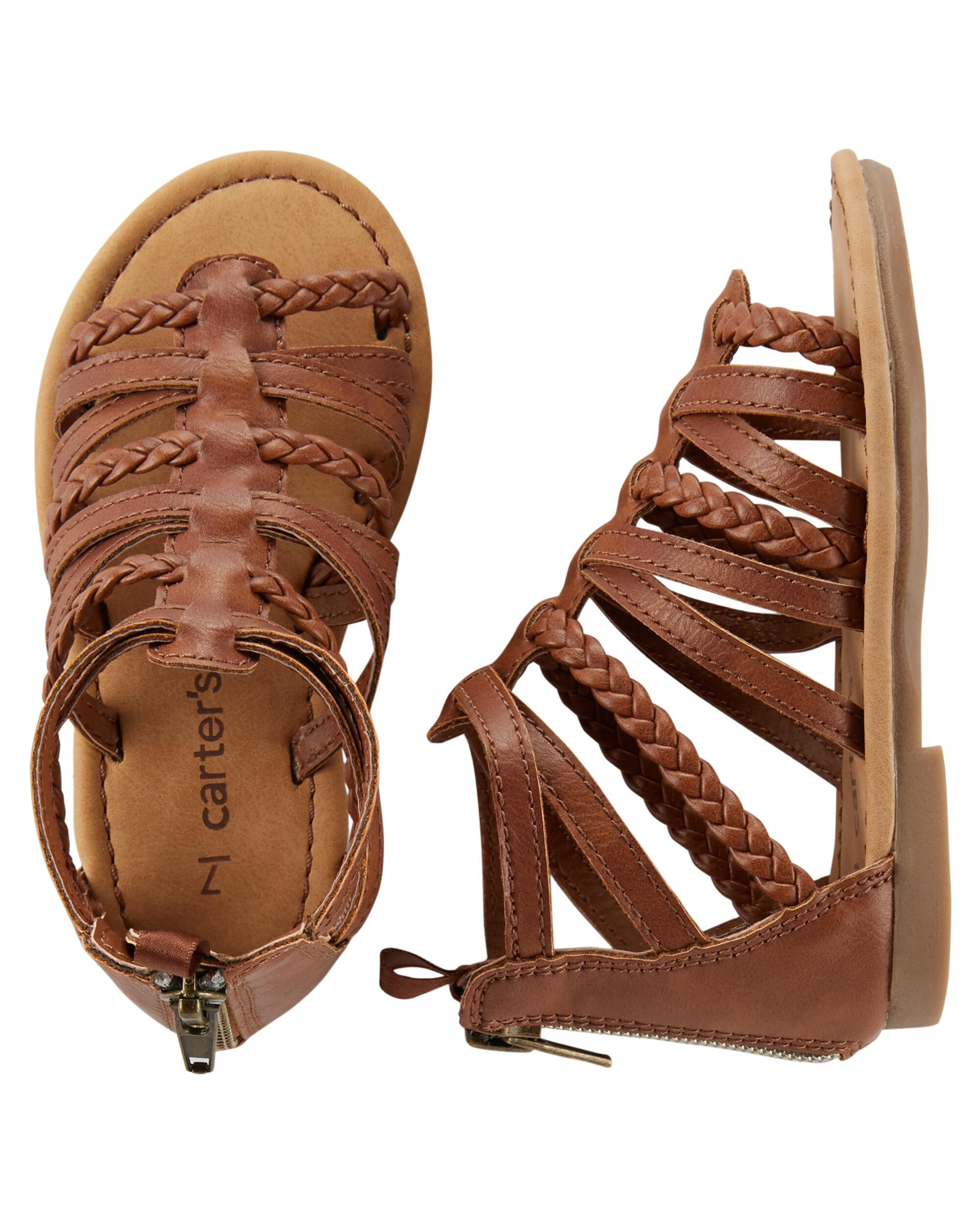 Carter's Gladiator Sandals
