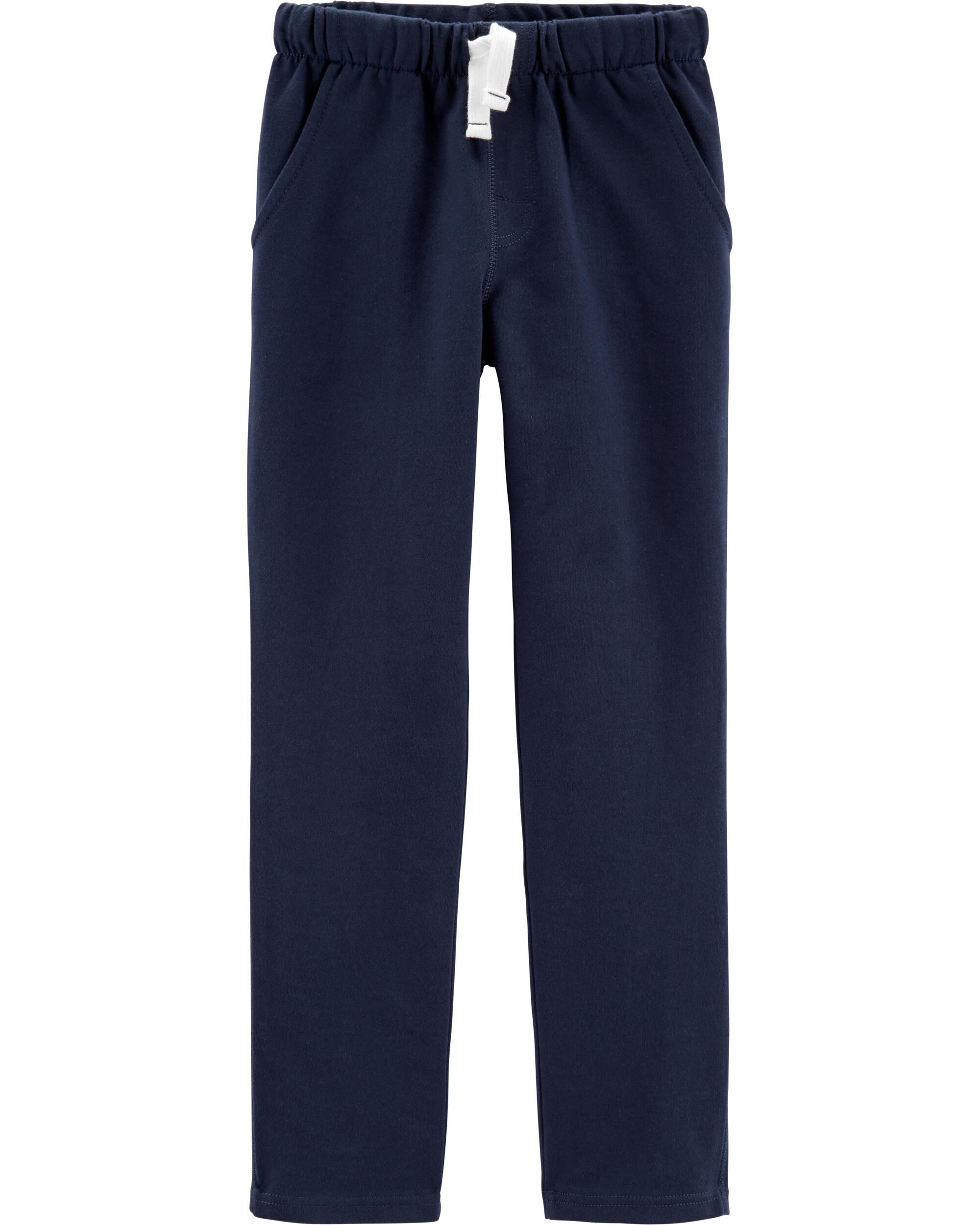 *DOORBUSTER* Pull-On French Terry Pants