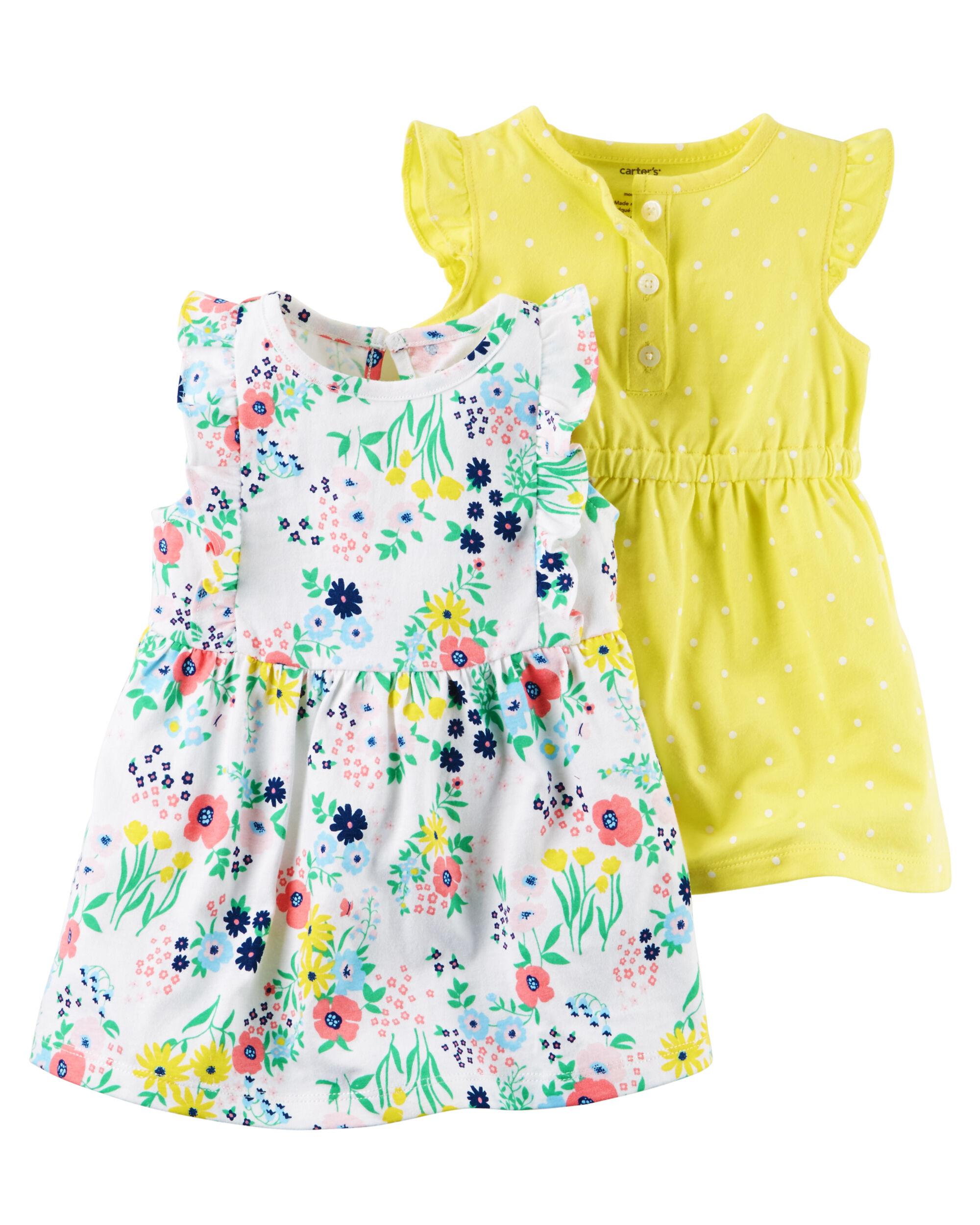 2-Pack Dress Set | Carters.com