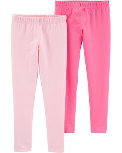 f8b47a2725eed Girls' Pants: Jeans, Leggings & Joggers | Carter's | Free Shipping