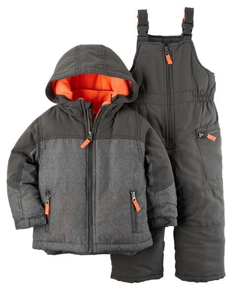 c84312df1 Snowsuit Set | Carters.com