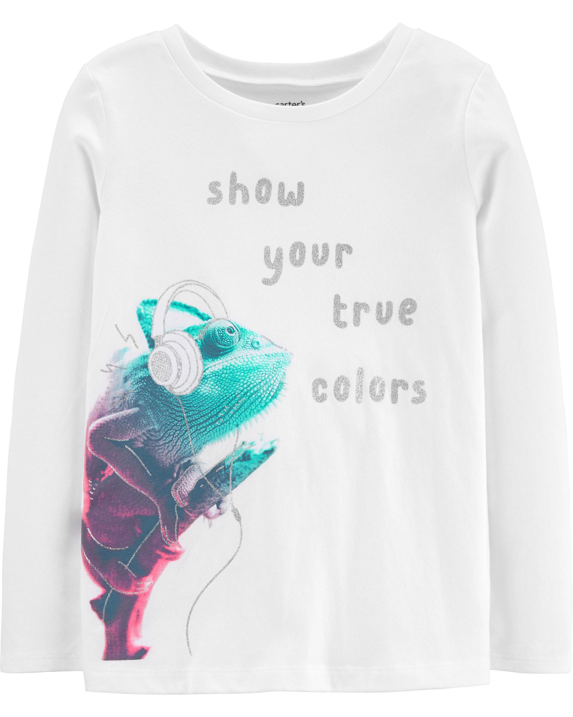 *DOORBUSTER* True Colors Iguana Jersey Tee