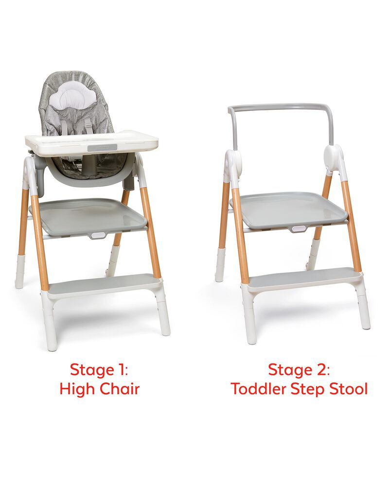 Pleasing Sit To Step High Chair Carters Com Inzonedesignstudio Interior Chair Design Inzonedesignstudiocom