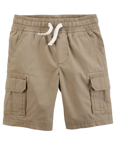 Easy Pull-On Cargo Shorts | Tuggl