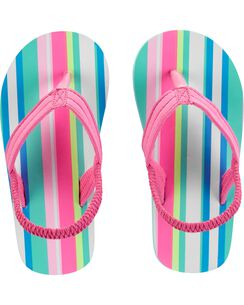 7239d5864c53e Carter s Striped Flip Flops