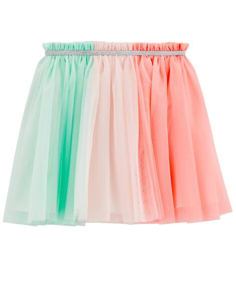 Tulle Tutu Skirt