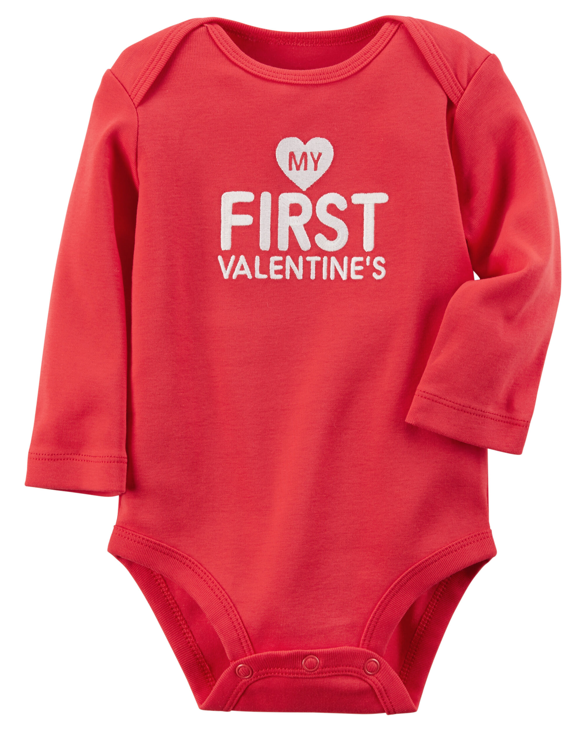 images my first valentines day collectible bodysuit - First Valentines Day