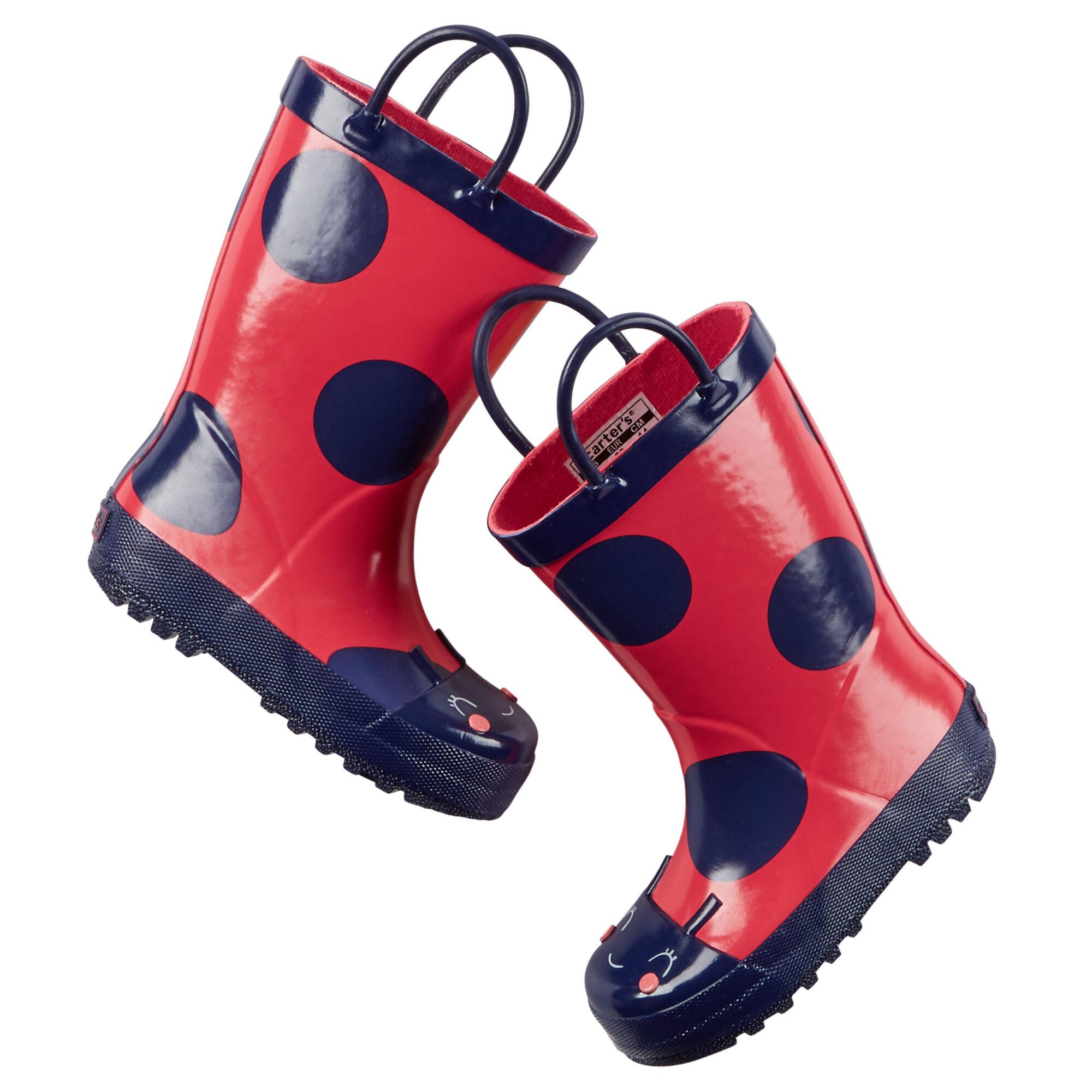 Carter's Ladybug Rain Boots | Carters.com