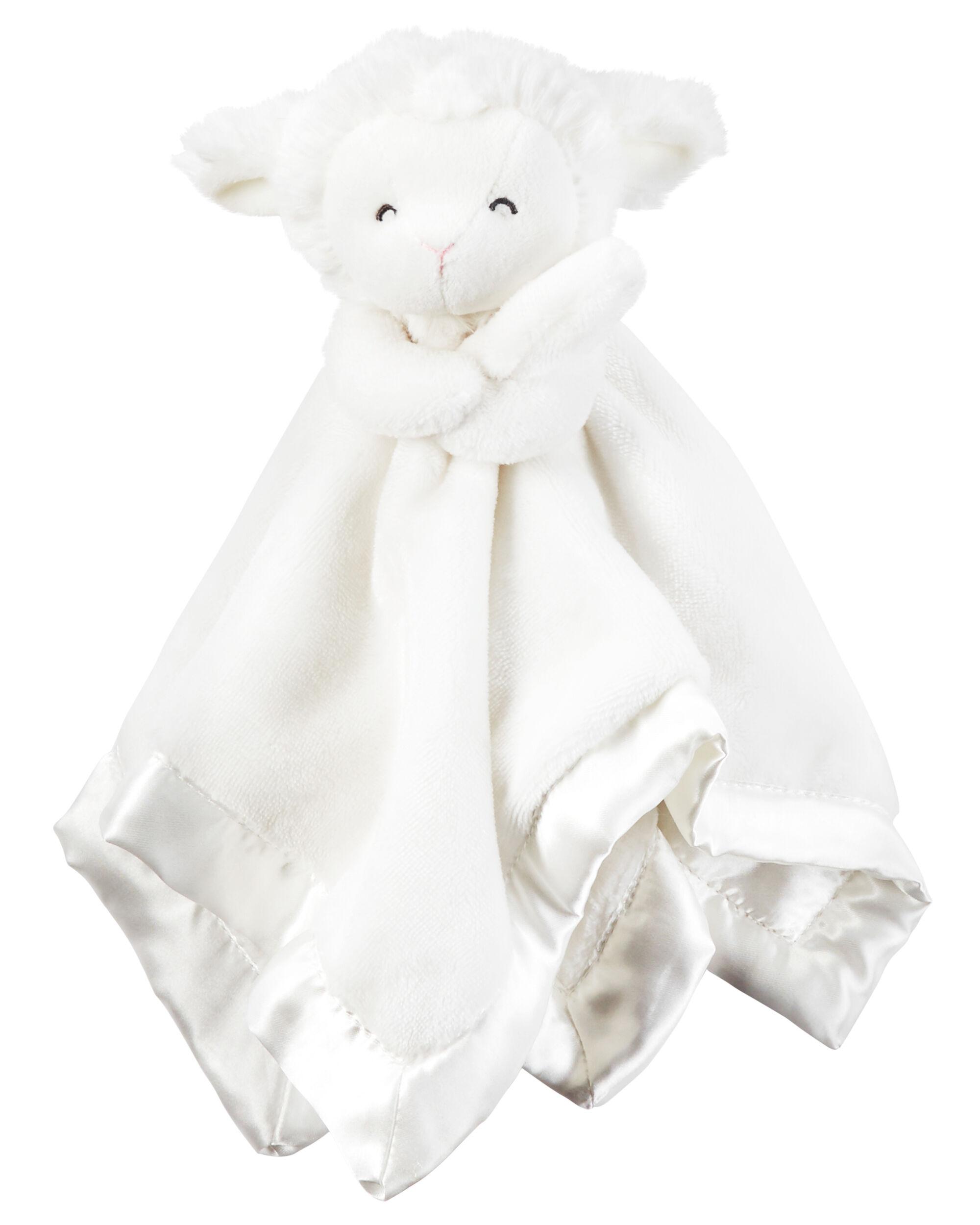 Lamb Security Blanket Carters Com