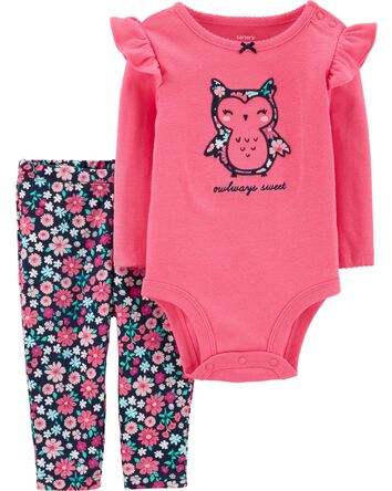 e1664f24c Baby Girl Sets | Carter's | Free Shipping