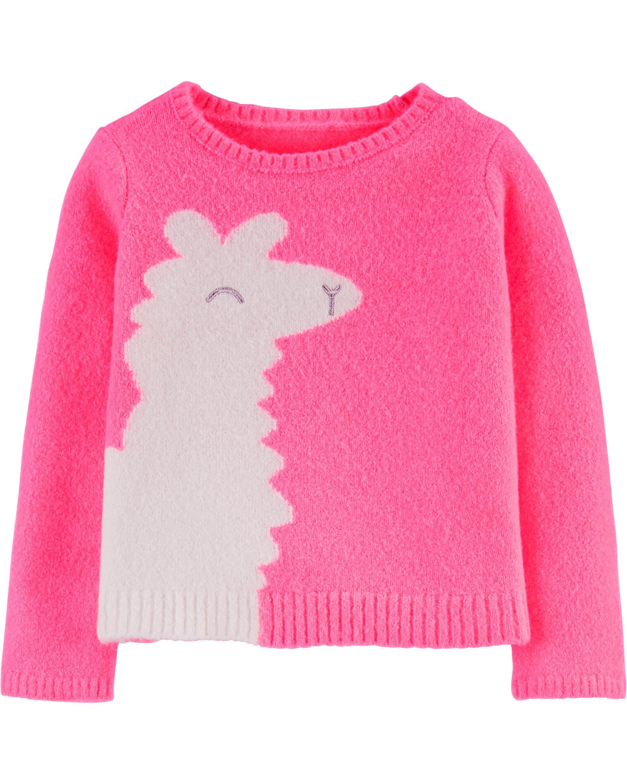 *CLEARANCE* Llama Sweatshirt