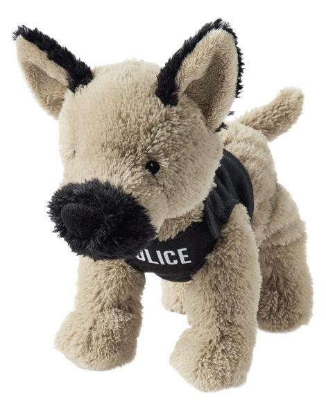 Police Dog Plush Carters Com