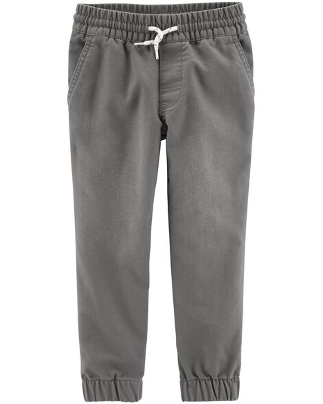 Pull-On High Stretch Joggers