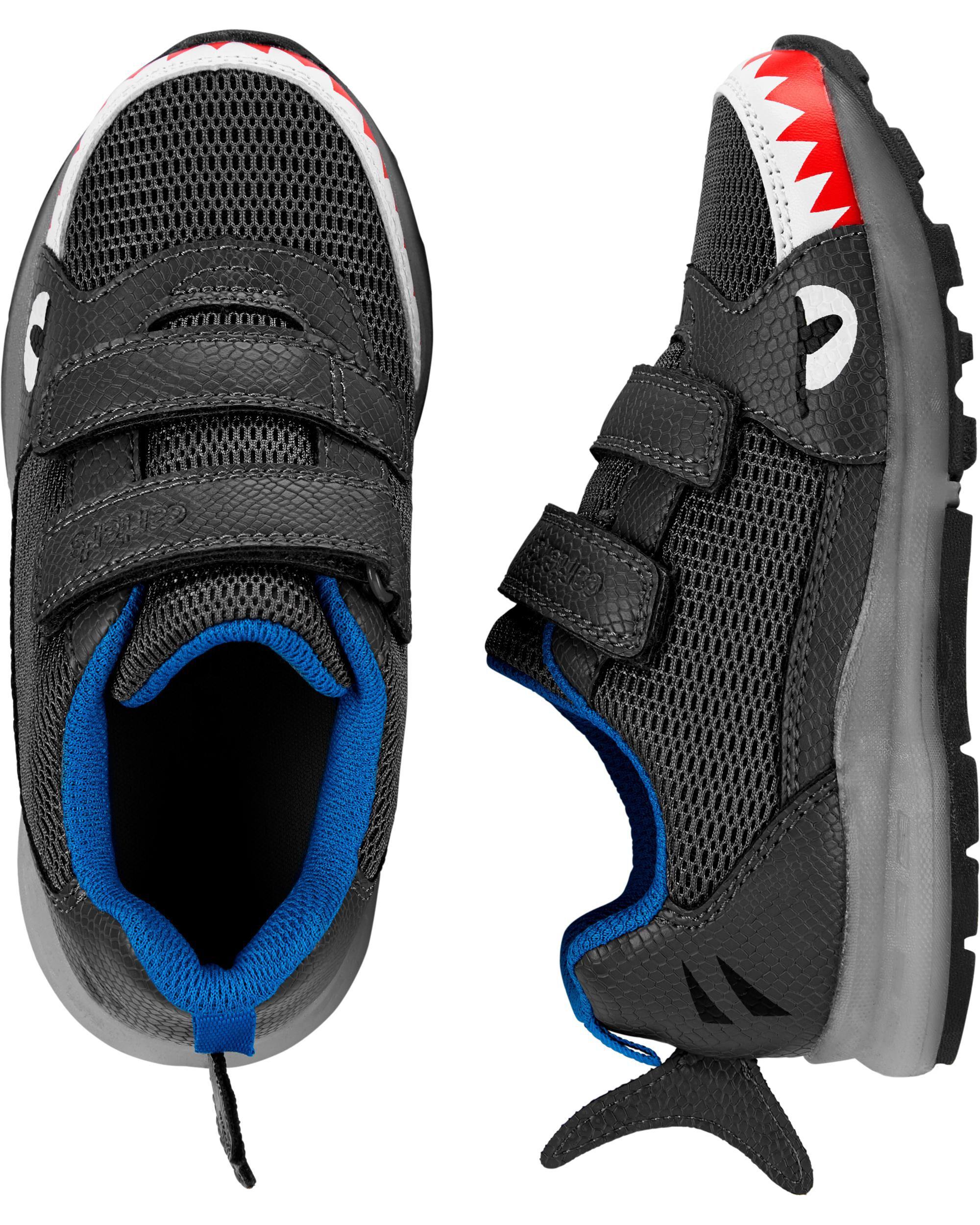 Carter's Shark Light-Up Sneakers