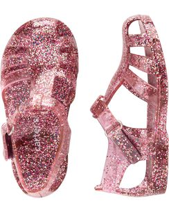 9197714b7 Carter s Glitter Jelly Sandals