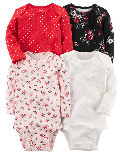 4e268ea6b 4-Pack Long-Sleeve Original Bodysuits