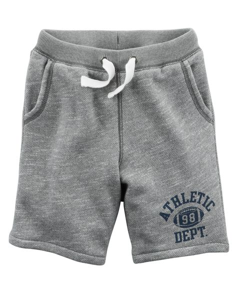 Easy Pull On Sport Shorts by Carter's