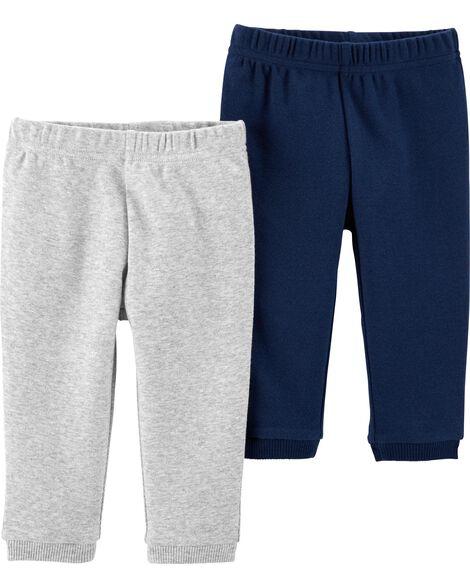 2-Pack Certified Organic Pants