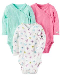 Newborn Baby Girl Clothes - Basics | Carters.com