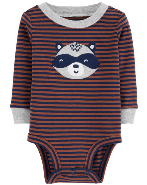 Raccoon Collectible Bodysuit