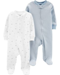 64560101152f Baby Boy One-Piece Jumpsuits & Bodysuits | Carter's | Free Shipping