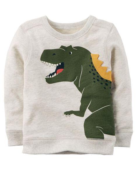 fc7a2a0cc Dinosaur Pullover