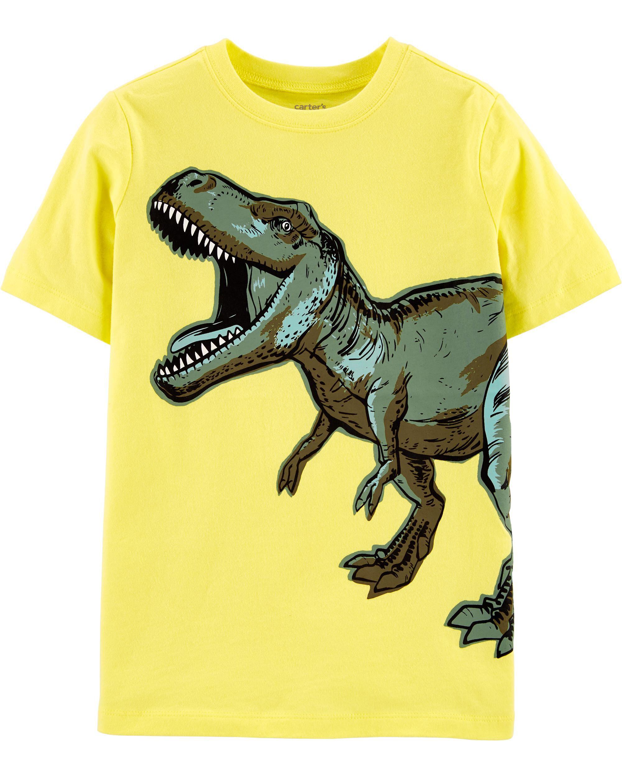 *DOORBUSTER* Dinosaur Jersey Tee