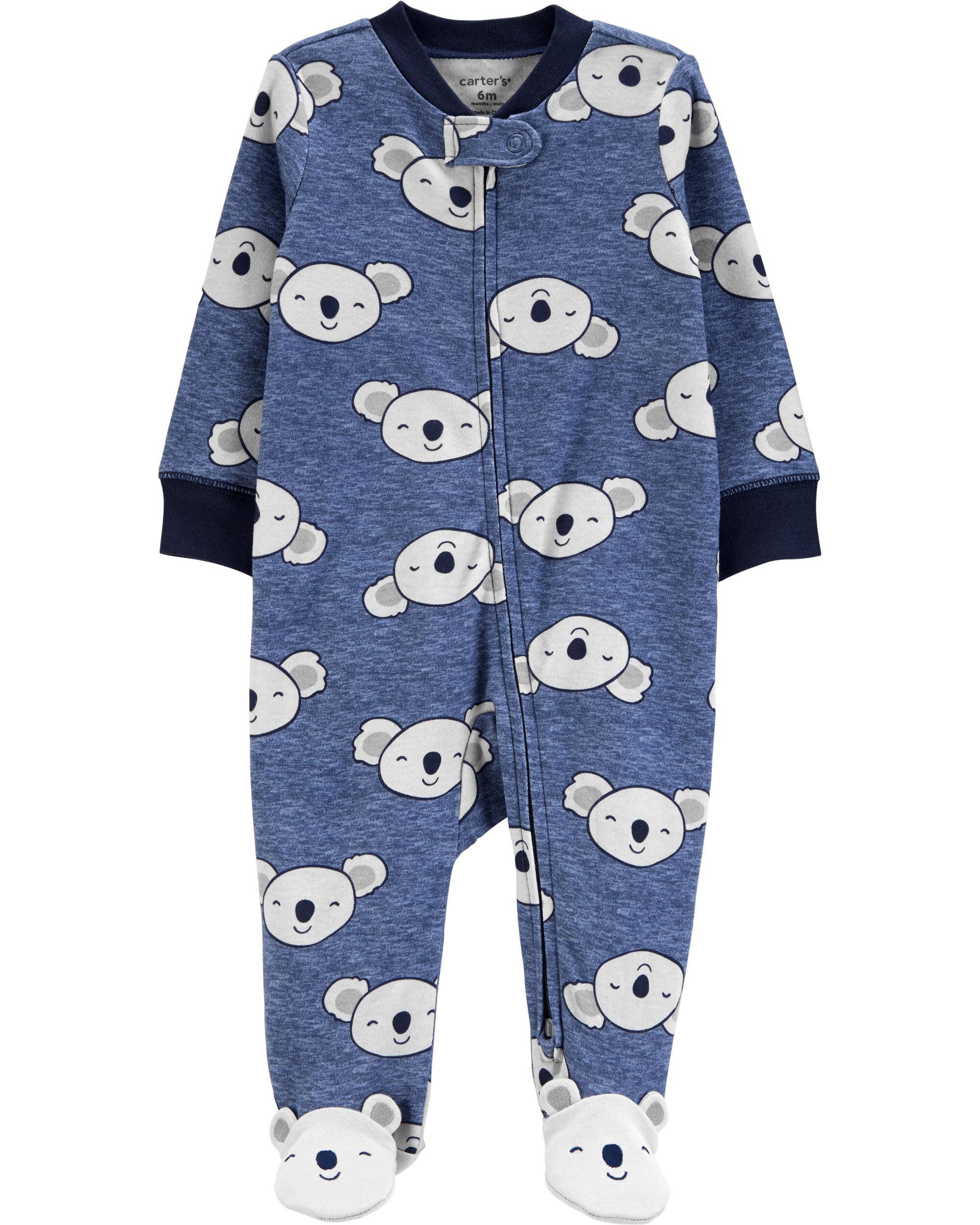 *DOORBUSTER* Koala 2-Way Zip Cotton Sleep & Play