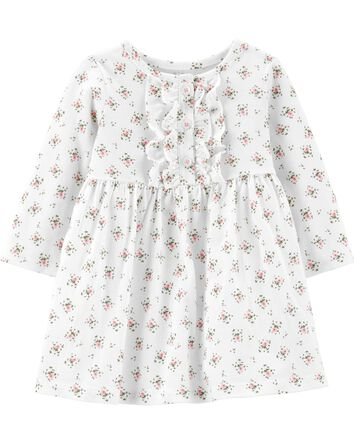 Baby Girl Dresses & Rompers | Carter's | Free Shipping