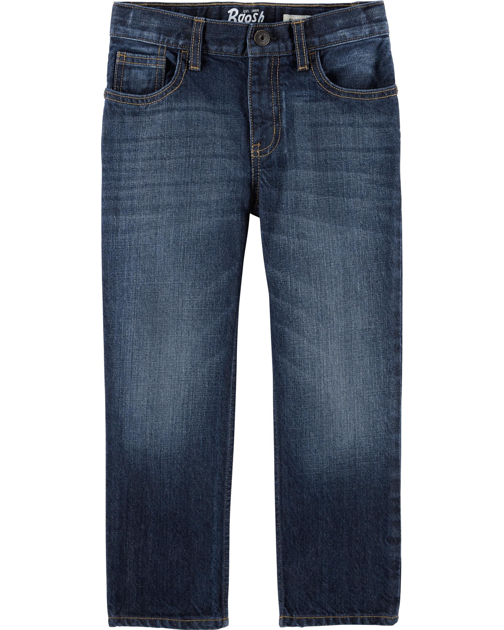 *DOORBUSTER* Classic Jeans - Tumbled Medium Faded Wash