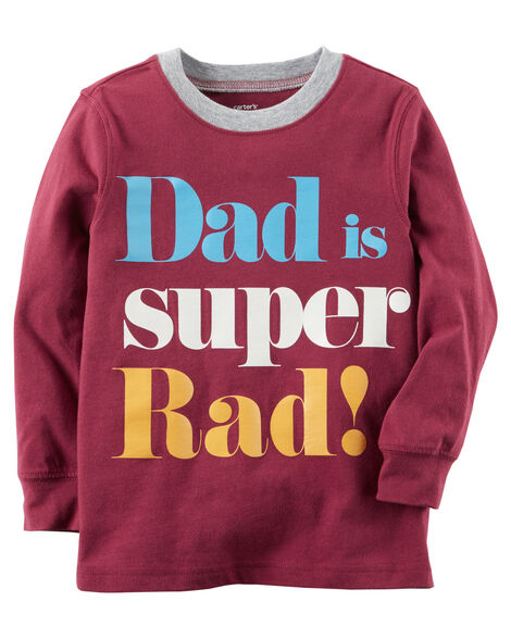 Everyday Essentials Dad Tee