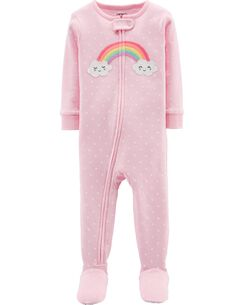 4fb8cf758449 Baby Girl Pajamas