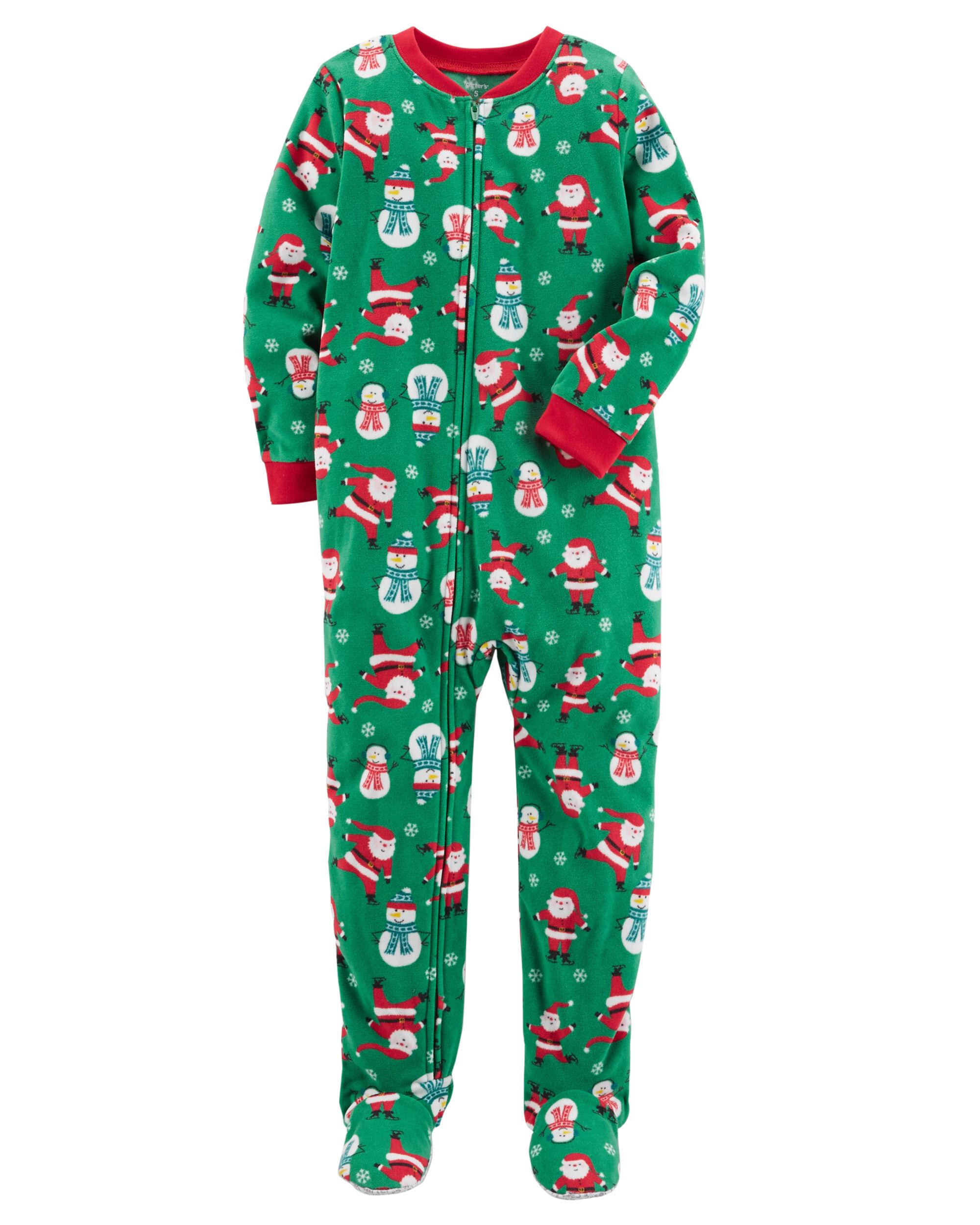 Boys' Christmas Pajamas | Free Shipping | Carter's