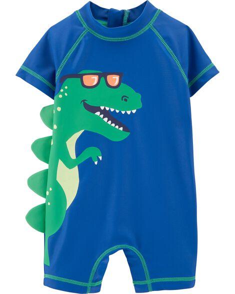 d2abe5de9 Carter's 1-Piece Dinosaur Rashguard | Carters.com