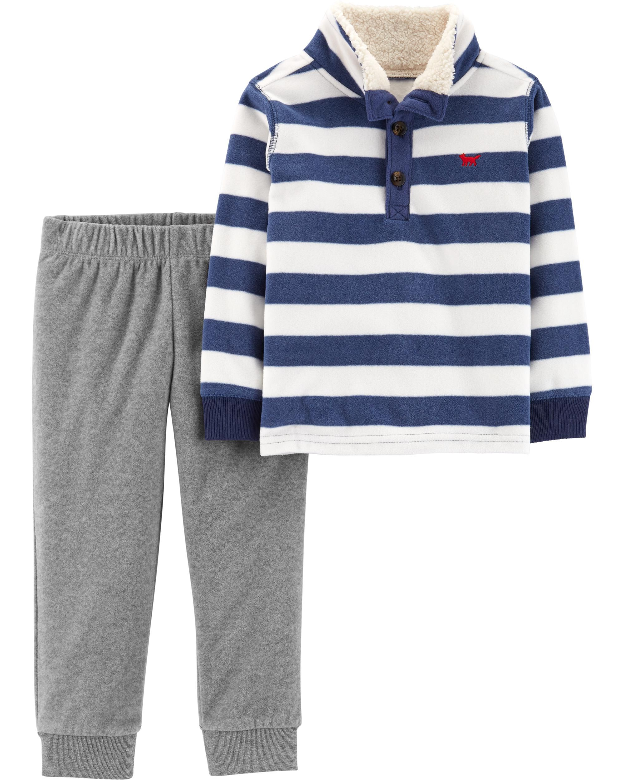 carters boys 2 pieces sweater and pants set Size 4T