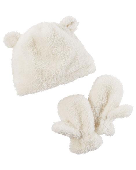 Images. Fleece Hat   Mitten Set 6bc3513e9d9