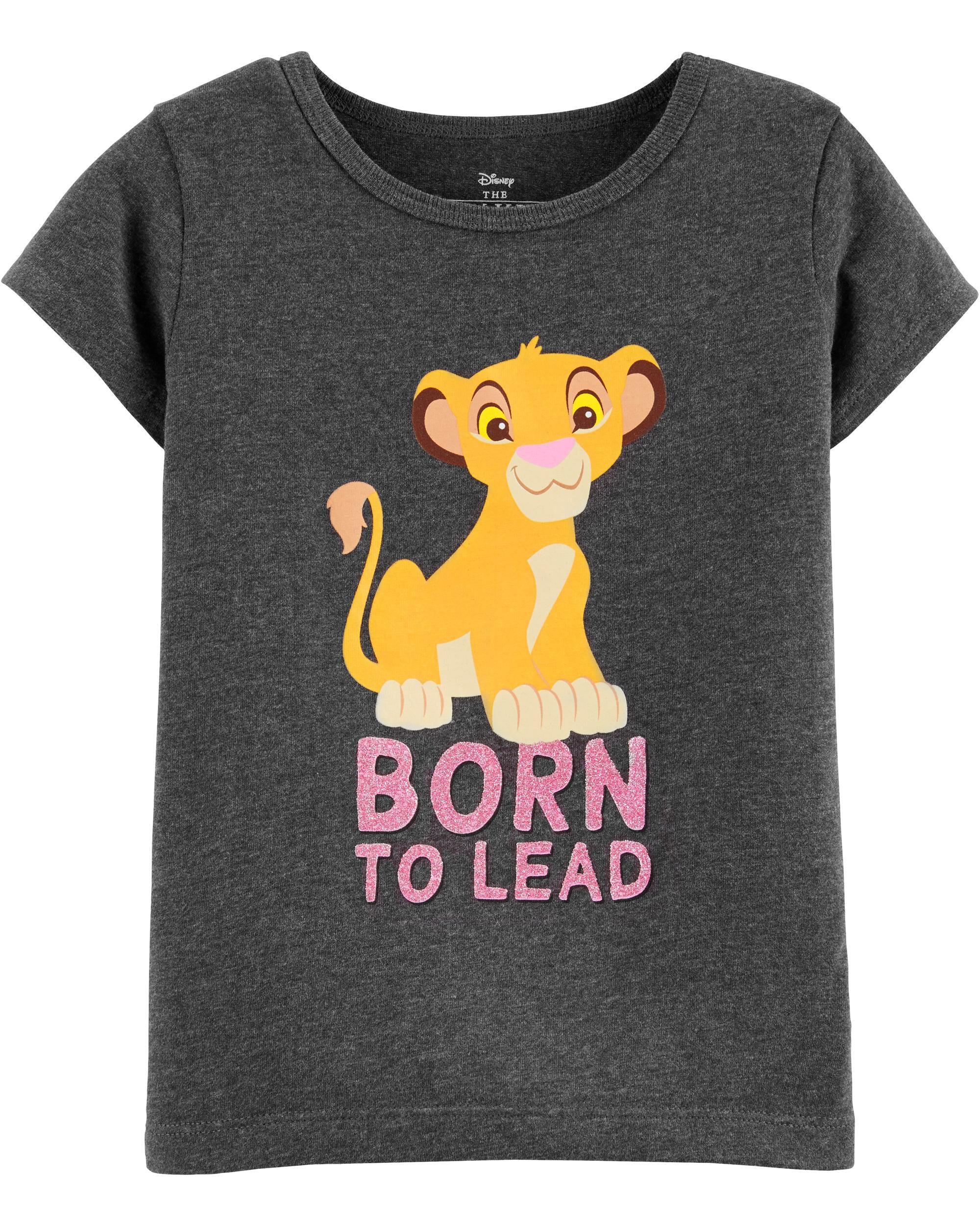 Disney Girls The Lion King Sweatshirt and Leggings Set