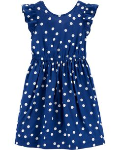 9061966bcf17 Girls' Dresses & Rompers (Size 4-14) | Carter's | Free Shipping