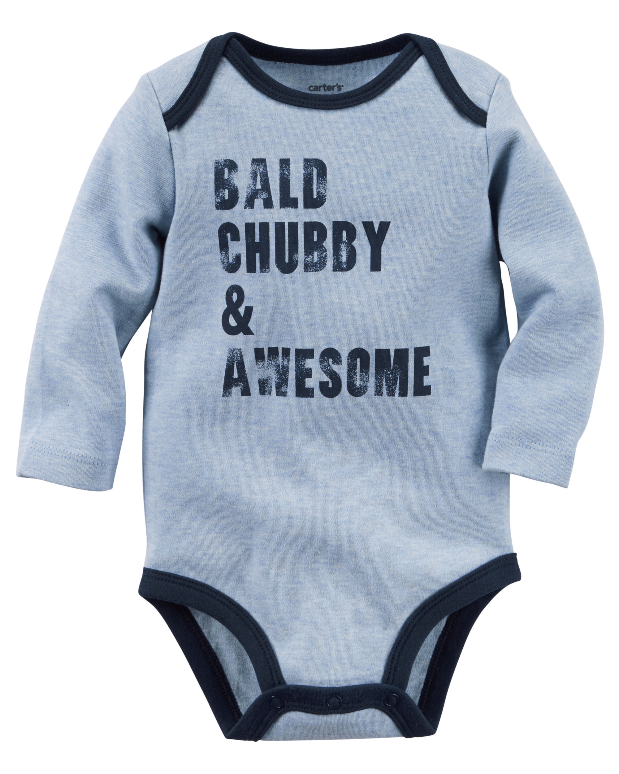 Bald Chubby & Awesome Collectible Bodysuit