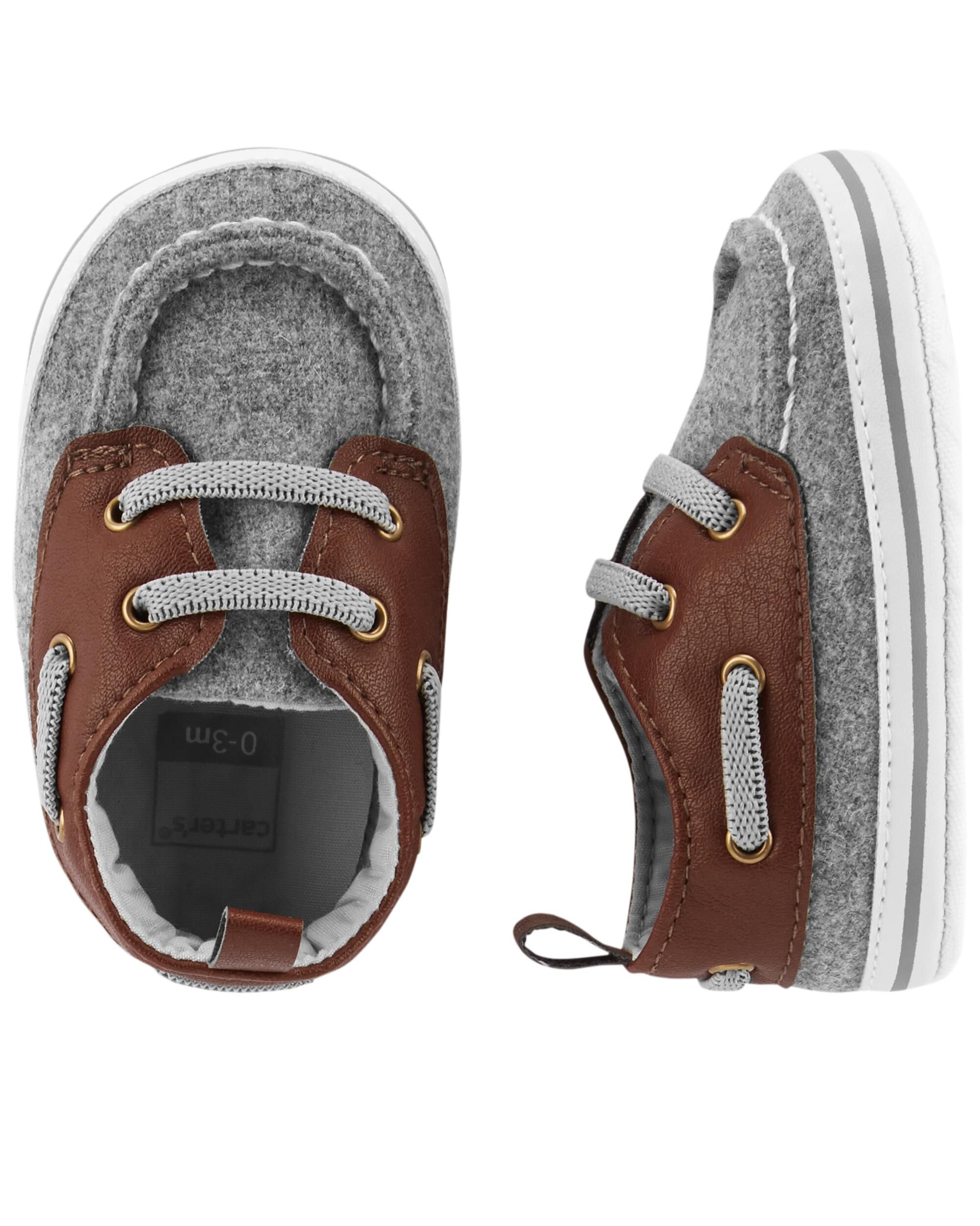 Carter's Boat Baby Shoes   carters.com