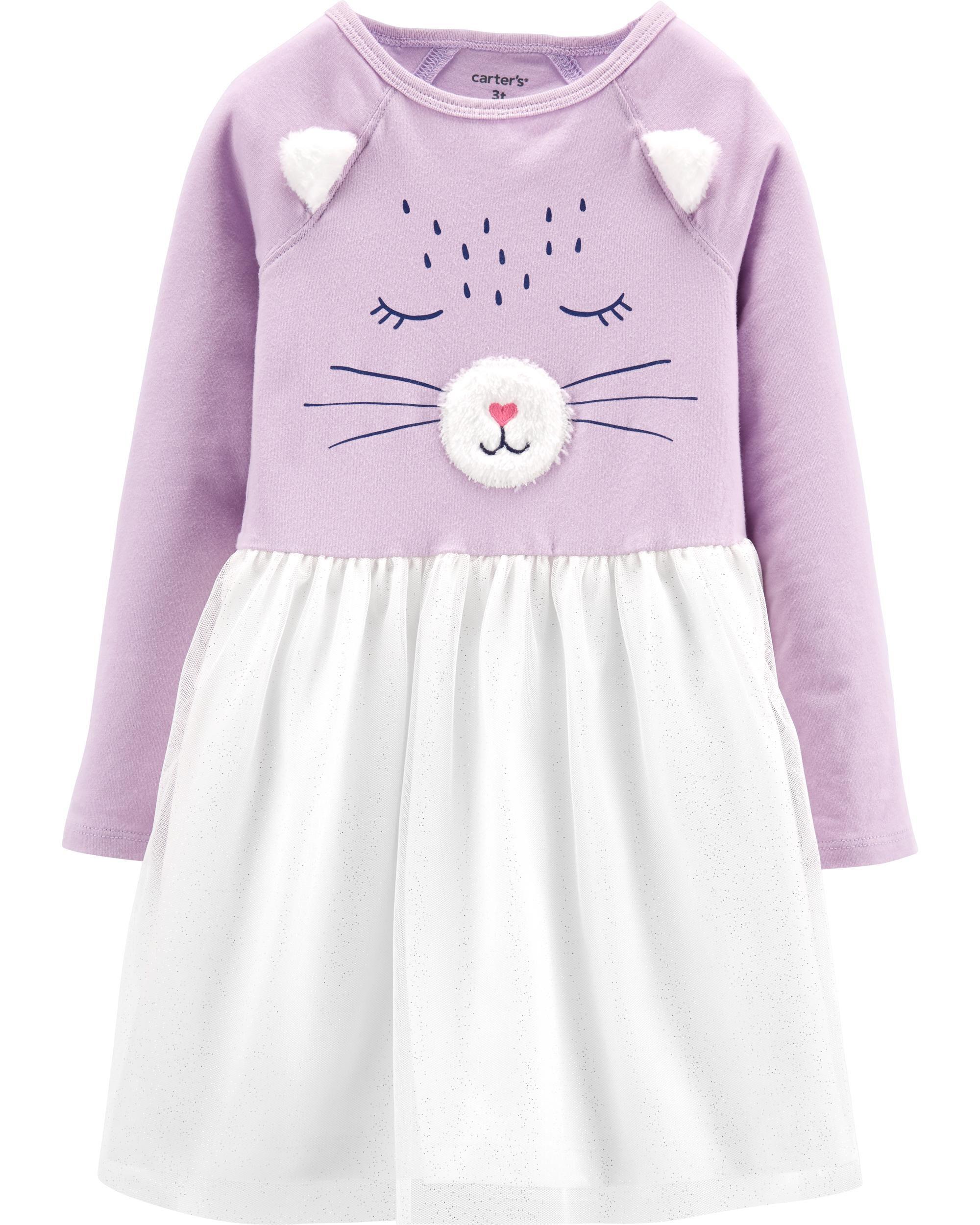 *CLEARANCE* Cat Tutu Dress