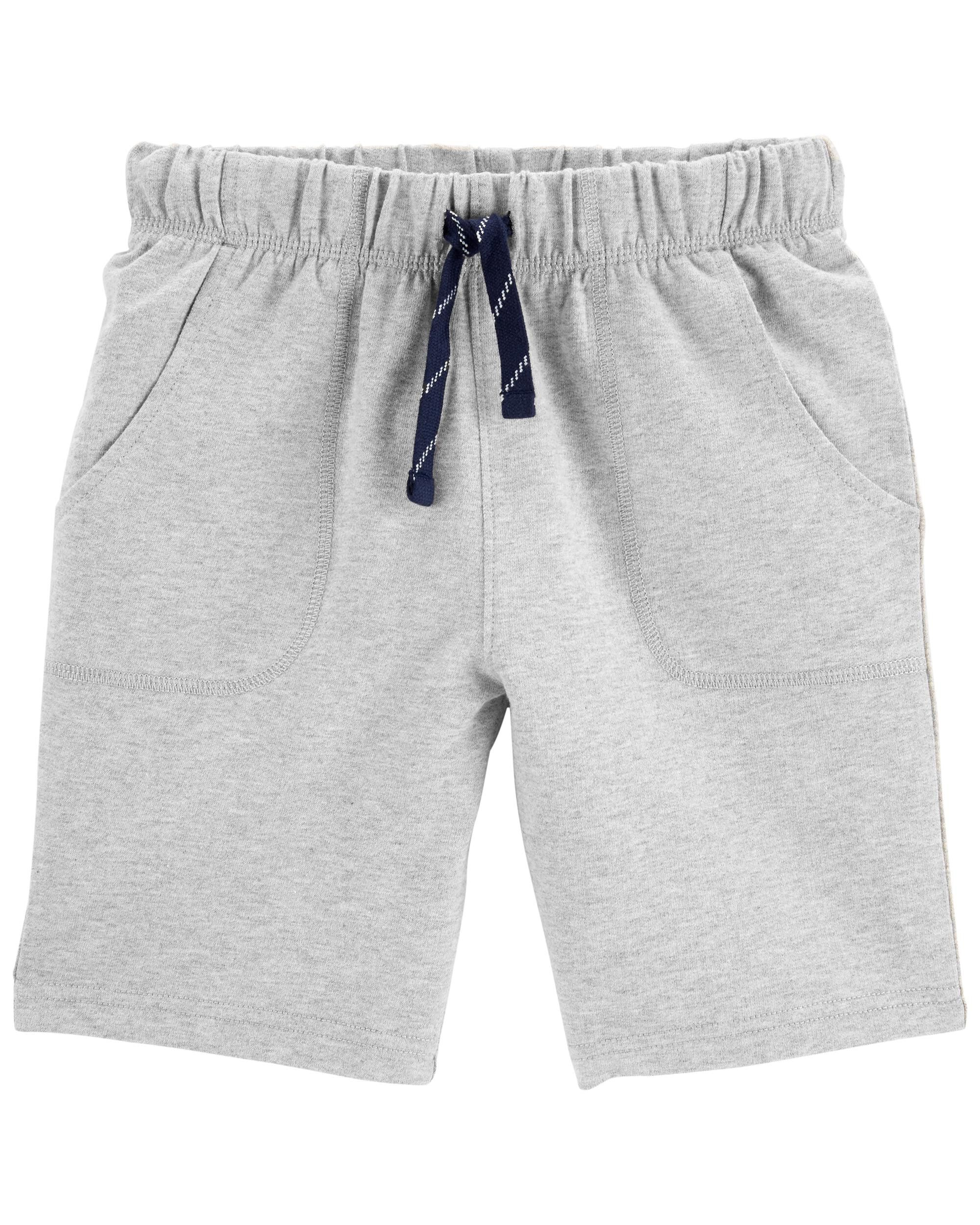 *DOORBUSTER* Pull-On French Terry Shorts